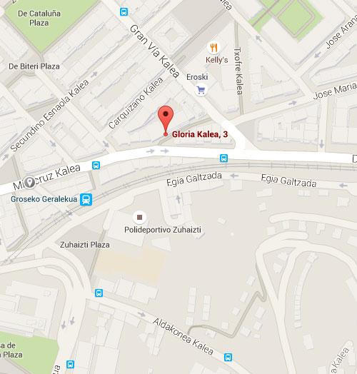viviendas nuevas en pleno centro de Ordizia