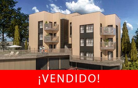 Imagen de ubicación de promoción inmobiliaria en San Roque Aiete