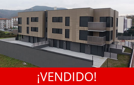 Imagen de ubicación de promoción inmobiliaria en Agerreazpi en Usurbil