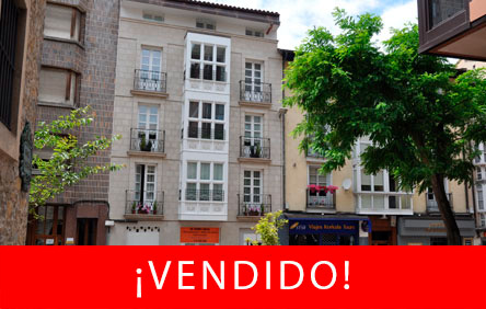Imagen de ubicación de promoción de local comercial en Siervas 15 en Vitoria