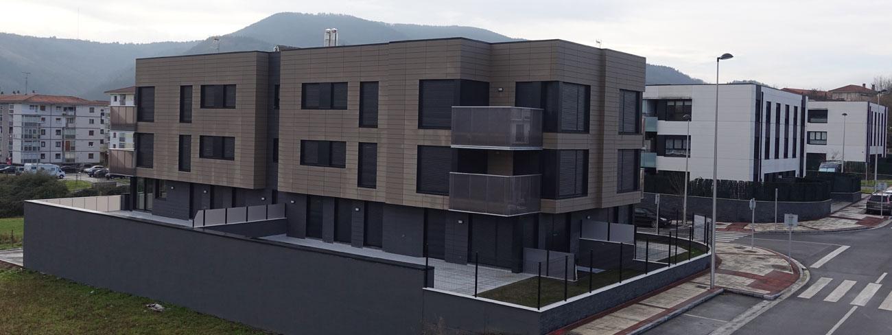 venta de viviendas y garajes Agerreazpi en Usurbil